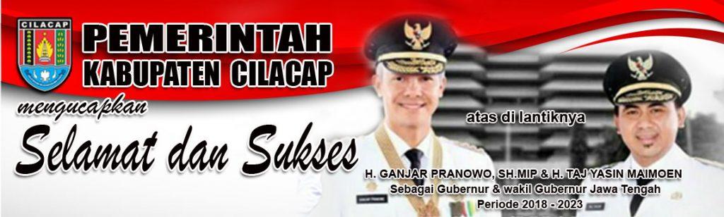 Selamat & Sukses di lantiknya Gubernur & Wakil Gubernur Jateng