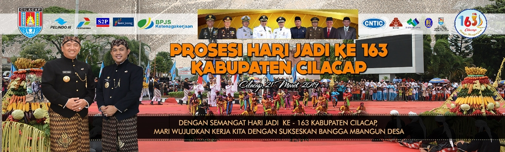 Hari Jadi ke 163 Kabupaten Cilacap